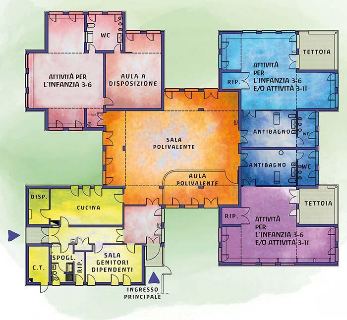 Una nuova casa le due strade possibili per aiutarci for Creare una piantina della casa